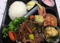懐石ロースステーキ弁当 2250円