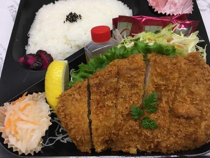 懐石ローストンカツ弁当 1680円のサムネイル
