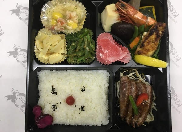 懐石和食弁当 1860円