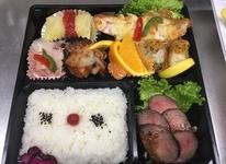 懐石洋食弁当 1860円