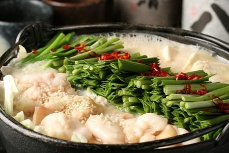 紀翔特製もつ鍋セット 丸腸